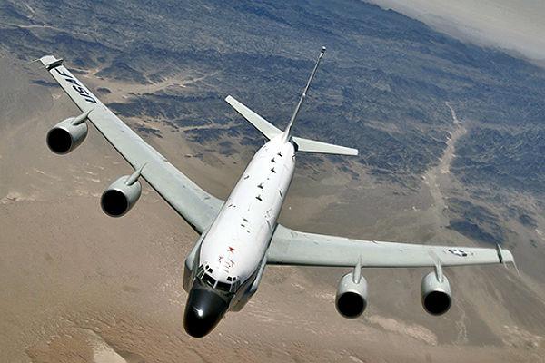 Самолет-разведчик США совершил полет у русской базы всирийском Тартусе