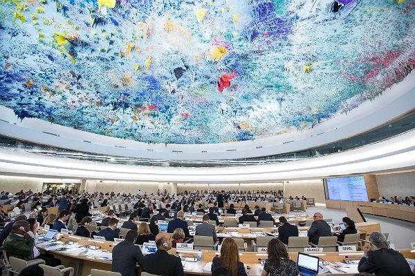 Исключить Российскую Федерацию изСовета поправам человека ООН