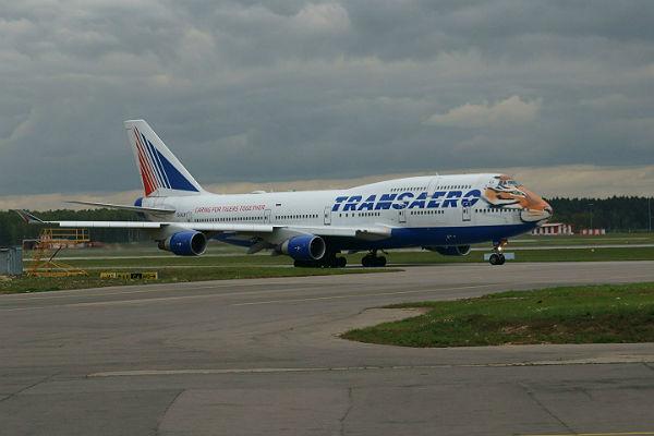 «Трансаэро» отменило практически полсотни рейсов на14октября