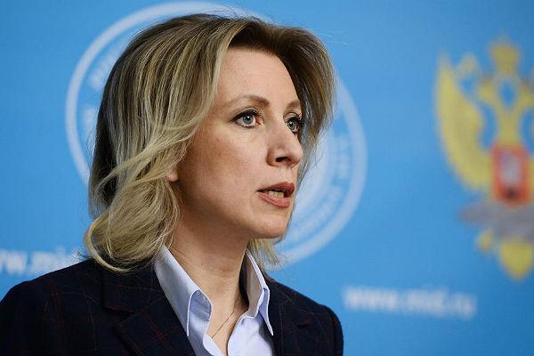 Захарова сообщила озашедшем втупик процессе антироссийских санкций