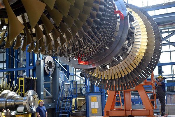Германские власти потребуют отSiemens объяснений из-за поставки турбин в захваченный Крым