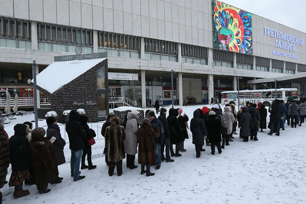 В постоянной экспозиции Третьяковки обновят залы Серова