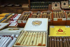 В Москве из магазина украли табачные изделия на 1,3 миллиона
