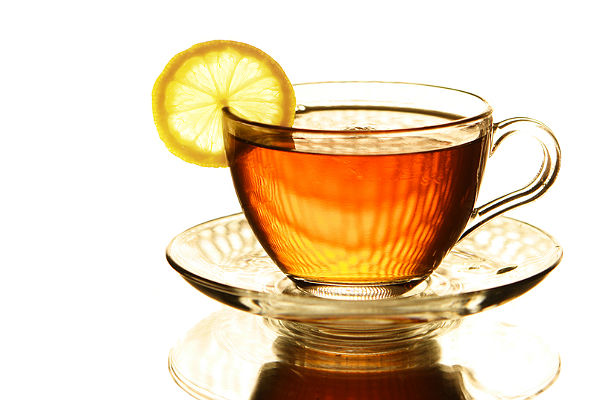 Чашка с чаем фото