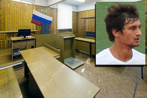 Футболиста «Динамо» Ильина посадили практически нашесть лет заДТП спогибшими
