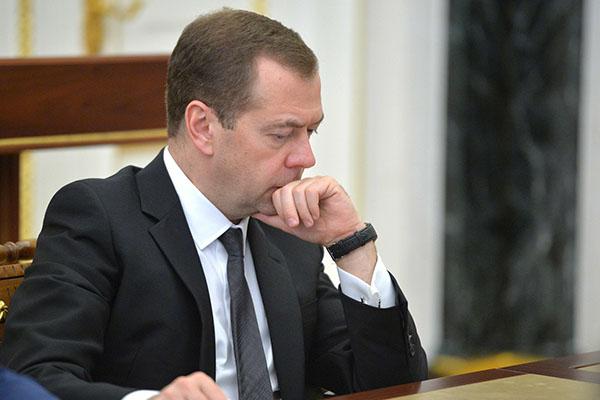Медведев: РФ небудет освобождать ниши нарынке для Турции