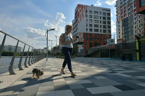 В Москве на смену тропическим ливням придет 30-градусная жара