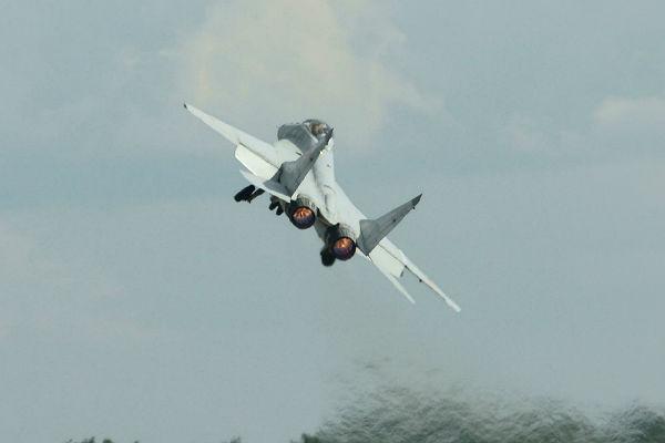 ВВСРФ перехватил самолет-разведчик США неподалеку от Камчатки
