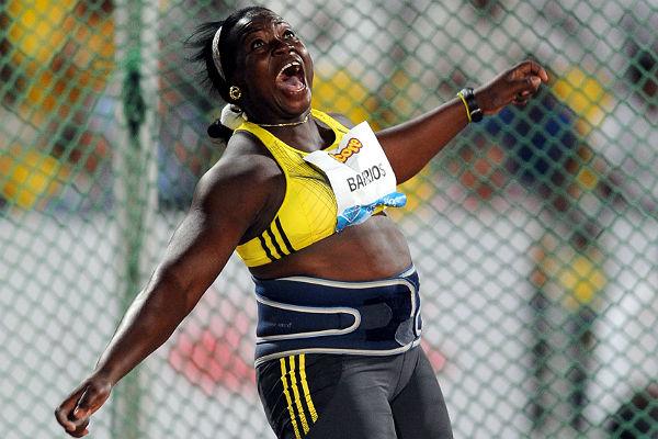 МОК лишил кубинку Барриос серебра ОИ-2008 вметании диска из-за допинга
