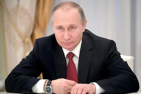 Российского Президента  определяет народ впроцессе  демократических выборов— Путин