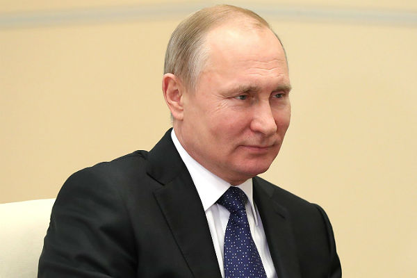 Путин подписал ряд законов обамнистии капитала