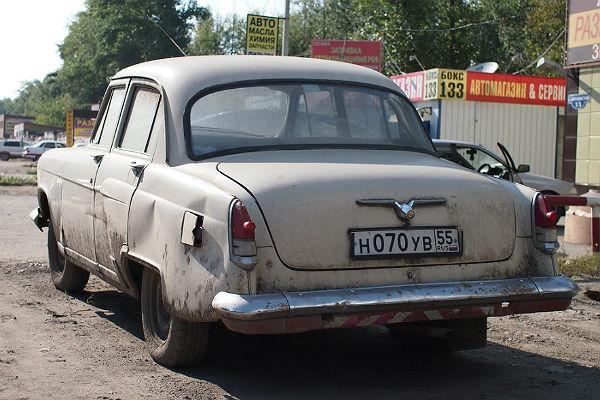 Минпромторг РФ отказался запрещать эксплуатацию старых автомобилей