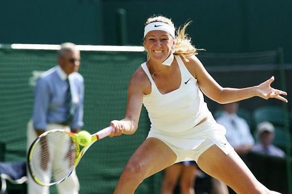 Под платьем у теннисисток