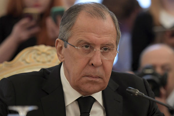 РФ отменит визы дляЕС только на обоюдной основе— Лавров