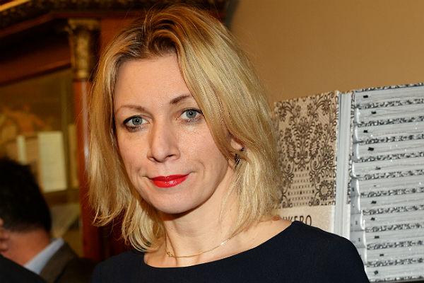 Захарова назвала санкции украинской столицы проявлением цензуры пополитическим мотивам