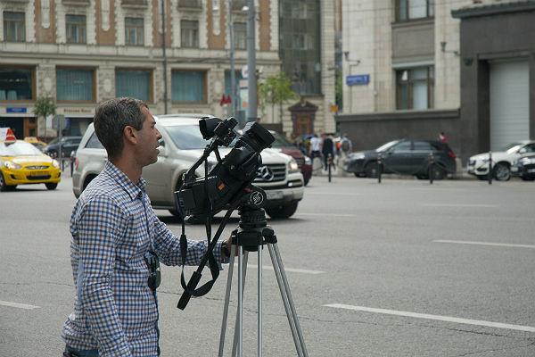 Вконце рабочей недели в столице России ожидаются дожди