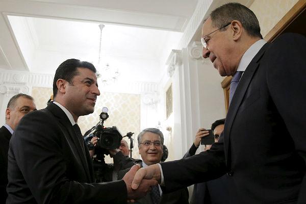 Решение Анкары сбить Су-24 РФ ошибочно  — Лидер прокурдской партии