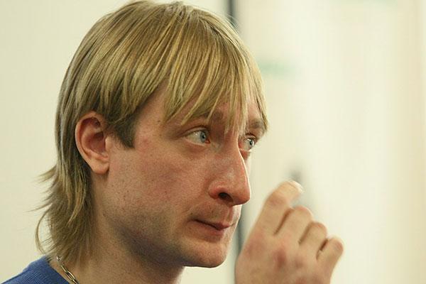 Фигурист Плющенко объявил озавершении карьеры