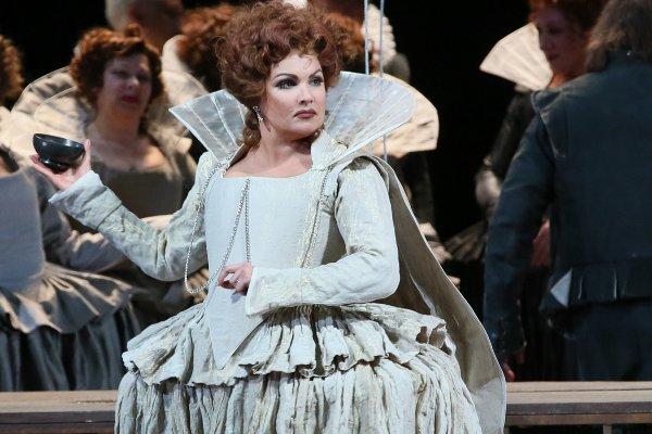 Премьера оперы Римского-Корсакова «Царская невеста» пройдет вМариинском театре