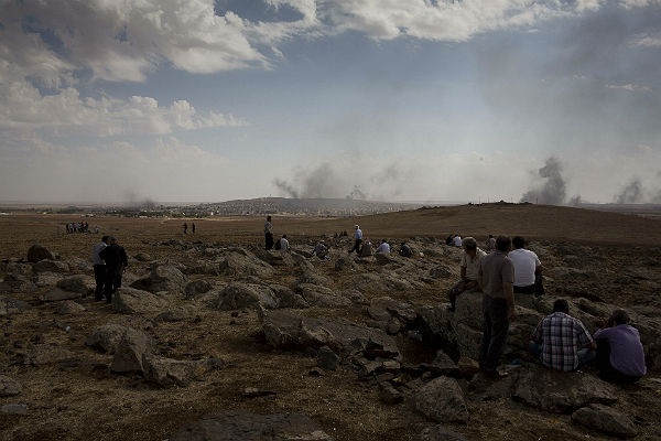 Турция нанесла авиаудары по курдам из РПК в Северном Ираке