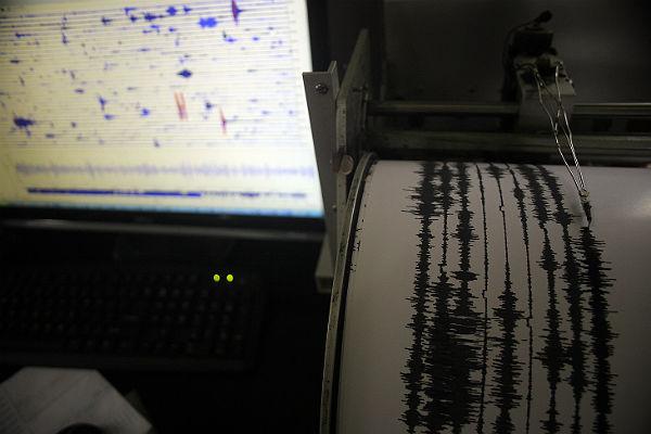 Новое мощное землетрясение случилось  в КНР