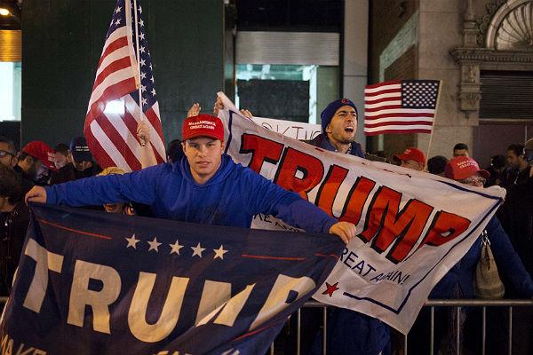 CNN предсказал победу Клинтон— Выборы вСША