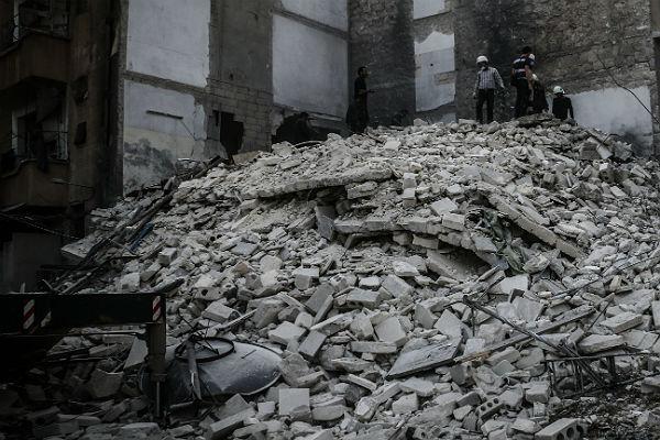 ВСирии погибла русская  писательница