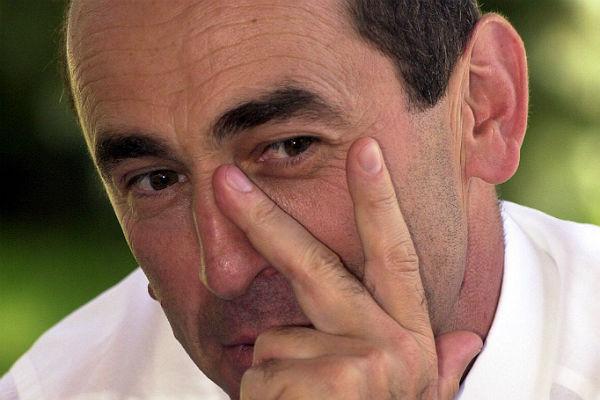 Юрист  объявил  обаресте экс-президента Армении Кочаряна