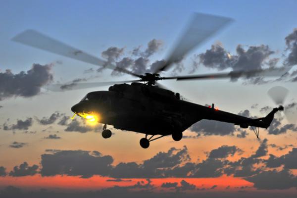 Русский вертолет спассажирами наборту упал вморе уберегов Шпицбергена