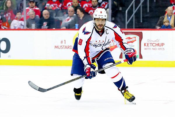 Овечкин спровоцировал массовую драку на матче НХЛ