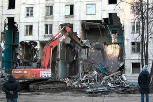 Закон требует согласия 2/3 собственников для включения дома в программу реновации