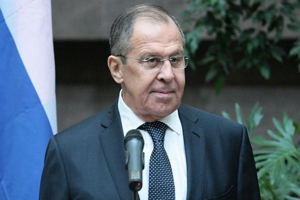 Лавров неответил навыкрик американской журналистки про Иерусалим