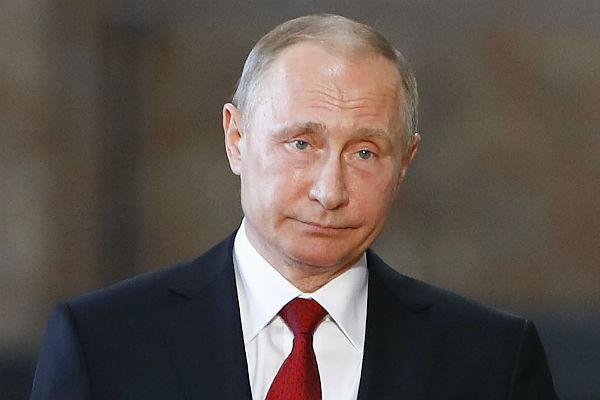 Путин: Мяч настороне украинской столицы