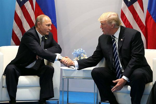 Трамп назвал перемирие вСирии примером удачного взаимодействия США иРФ