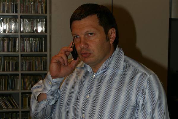 Соловьев поведал онедвижимости заграницей вновом шоу Корчевникова