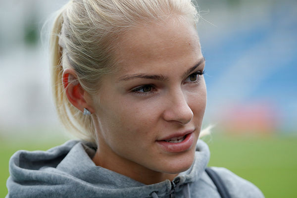 Российская Федерация будет представлена насоревнованиях полегкой атлетике вРио