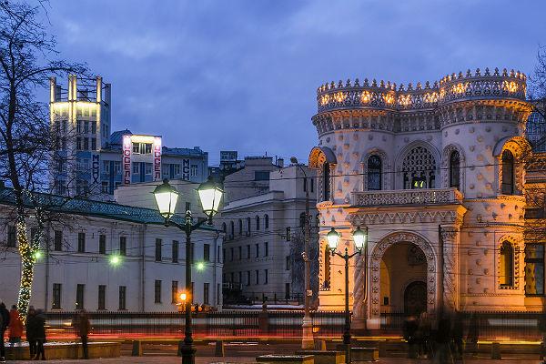 В четверг москвичей ждет пасмурная погода с дождями