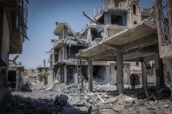 СМИ говорили о полном освобождении Ракки оттеррористов