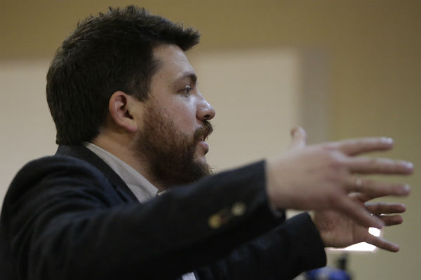 Оппозиционер Леонид Волков арестован повторно на20 суток