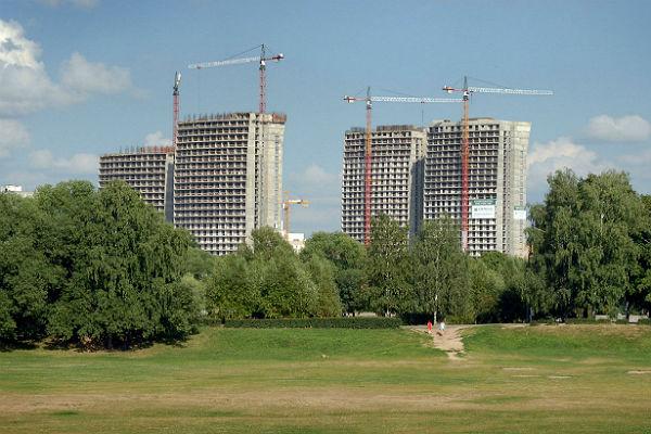 Программа реновации коснется трети территории «старой» столицы
