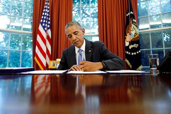 Обама признал ошибкой военное вмешательство США вмире