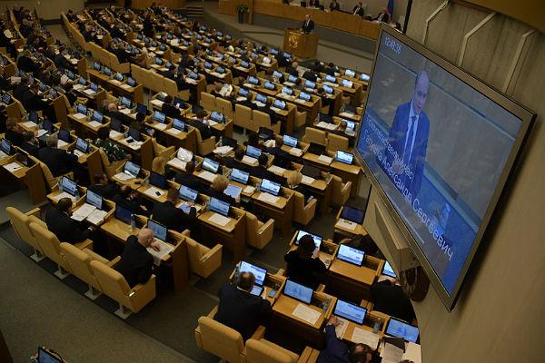Госдума за один день примет закон о СМИ-иностранных агентах