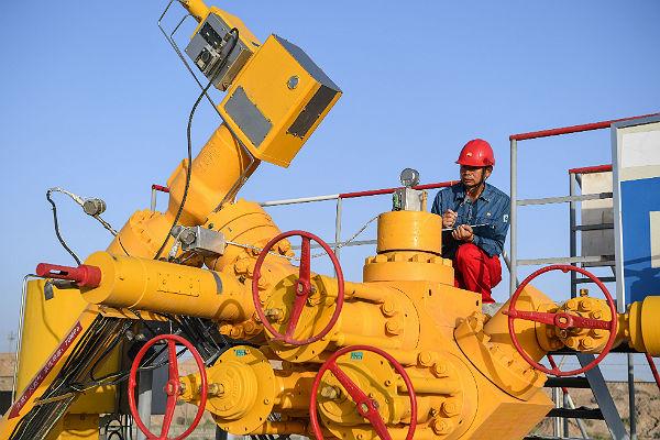 КНР увеличит импорт газа