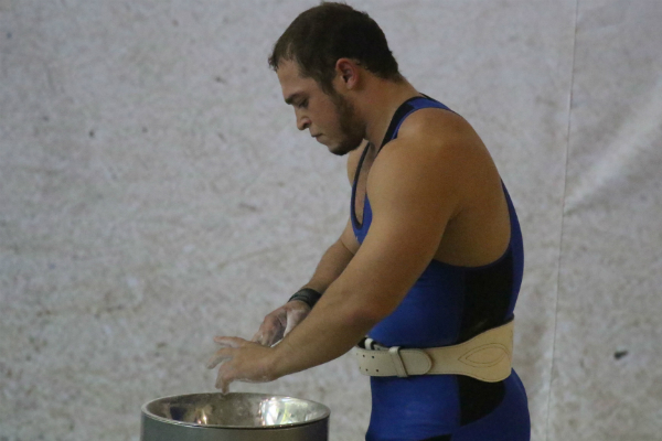Нижегородский тяжелоатлет завоевал серебро напервенстве Европы