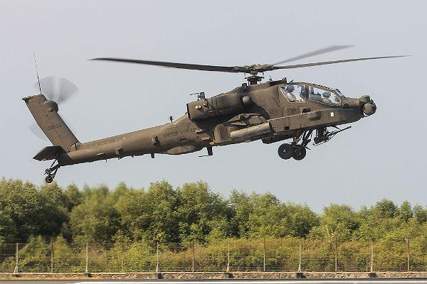НаФилиппинах при крушении военного вертолета погибли три человека