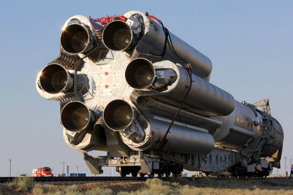 07 04 07 пуск ракеты на байконуре: