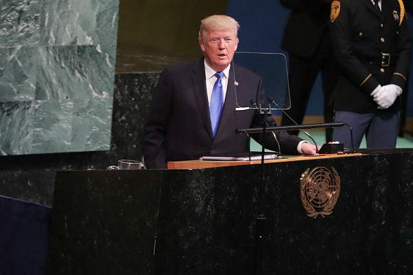 Трамп: США продолжат вводить санкции против Северной Кореи