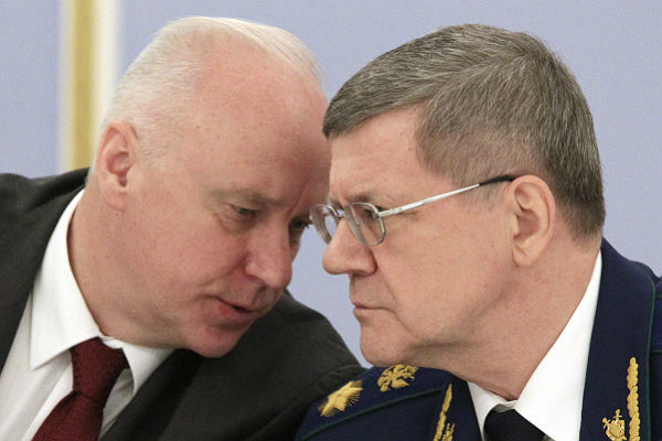 Руководитель следственного комитета рф александр бастрыкин