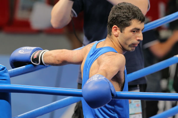 Обвиненный вприменении допинга боксер Алоян непользовался даже спреем отнасморка
