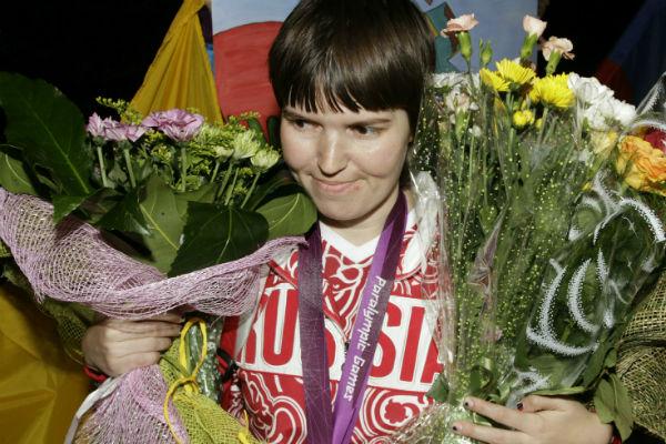 Украинка Космина принесла сборной страны 15-е золото Паралимпиады